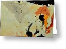 Abstract 88112070 Greeting Card