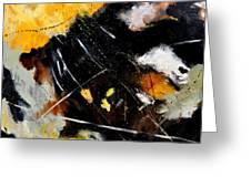 Abstract 8811601 Greeting Card