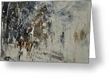 Abstract 8821207 Greeting Card