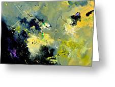 Abstract 8821603 Greeting Card