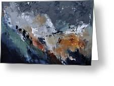 Abstract 8821901 Greeting Card