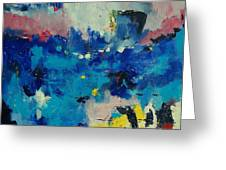 Abstract 889011 Greeting Card