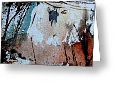 Abstract  9036 Greeting Card