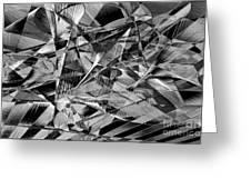 Abstract 9637 Greeting Card