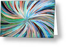 Abstract A331716 Greeting Card