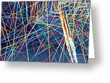 Abstract Art Greeting Card