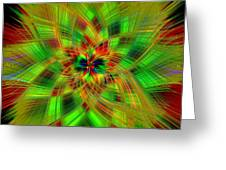 Abstract Art IIi Greeting Card