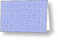 Abstract Art - Lavender Greeting Card