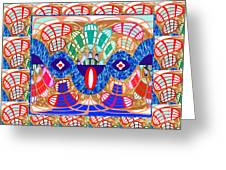 Abstract Art Snake Hidden In Graphics Art By Navinjoshi At Fineartamerica.com Elegant Interior Decor Greeting Card