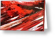 Abstract Background 2 Greeting Card
