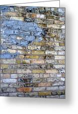 Abstract Brick 6 Greeting Card