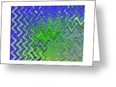 Abstract By Photoshop 50 Greeting Card