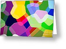 Abstract Collection 011 Greeting Card
