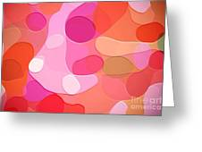 Abstract Collection 013 Greeting Card