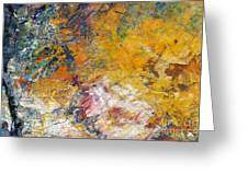 Abstract Composite Greeting Card