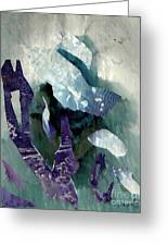 Abstract Construction Greeting Card