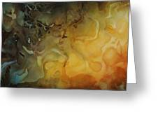 Abstract Design 1 Greeting Card