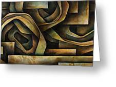 Abstract Design 10 Greeting Card
