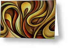 Abstract Design 11 Greeting Card