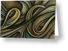 Abstract Design 12 Greeting Card