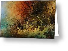 Abstract Design 14 Greeting Card