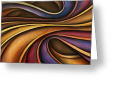 Abstract Design 15 Greeting Card