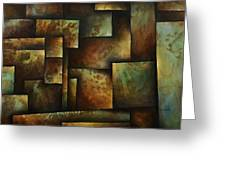 Abstract Design 16 Greeting Card