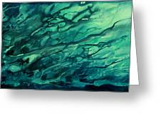 Abstract Design 18 Greeting Card