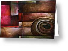 Abstract Design 24 Greeting Card