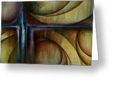 Abstract Design 26 Greeting Card