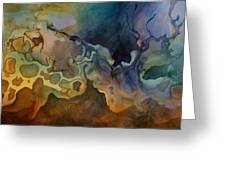 Abstract Design 28 Greeting Card