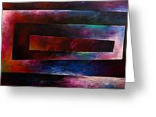 Abstract Design 3 Greeting Card