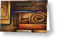 Abstract Design 30 Greeting Card
