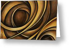 Abstract Design 32 Greeting Card