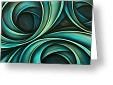 Abstract Design 33 Greeting Card