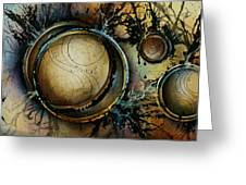 Abstract Design 44 Greeting Card