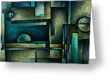 Abstract Design 56 Greeting Card
