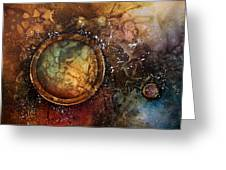 Abstract Design 6 Greeting Card