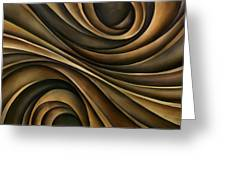 Abstract Design 7 Greeting Card