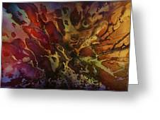 Abstract Design 74 Greeting Card