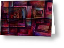 Abstract Design 89 Greeting Card