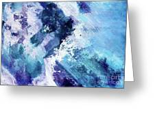 Abstract Division - 72t02 Greeting Card