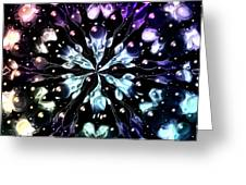 Abstract Fractal 623162 Greeting Card