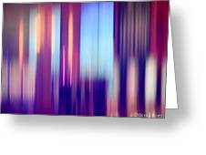 Abstract Jewels  Greeting Card