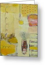 Abstract Life 1 Greeting Card