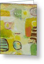 Abstract Life 2 Greeting Card