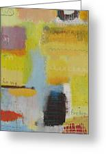 Abstract Life 3 Greeting Card