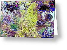 Abstract Musings Greeting Card