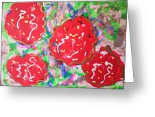 Abstract Nr 49 Greeting Card
