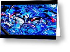 Abstract Perfection  12 Greeting Card